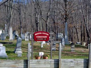 Bristol Center Cemetery