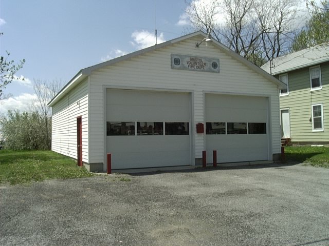 Baptist Hill branch of the Bristol Fire Department