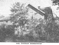 The Totman Homestead