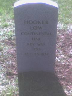 Low Tombstone