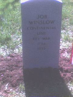 Winslow Tombstone